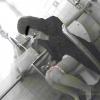 タバコ女子の女子トイレオナニー盗撮